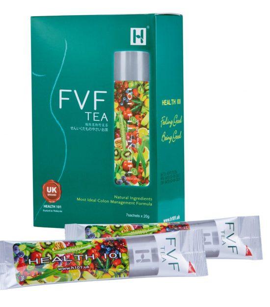 [MPLUS] Health 101 Fvf Tea 7 Sachet X 20G