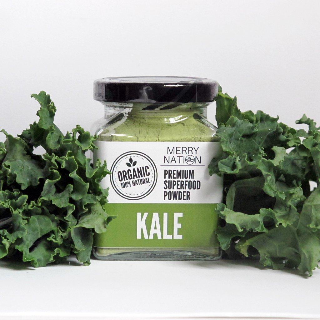[MPLUS] Merry Nation Kale Powder 100G