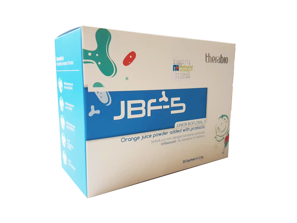 [MPLUS] Bnc Junior Bioflora V 2.5Gx 30S