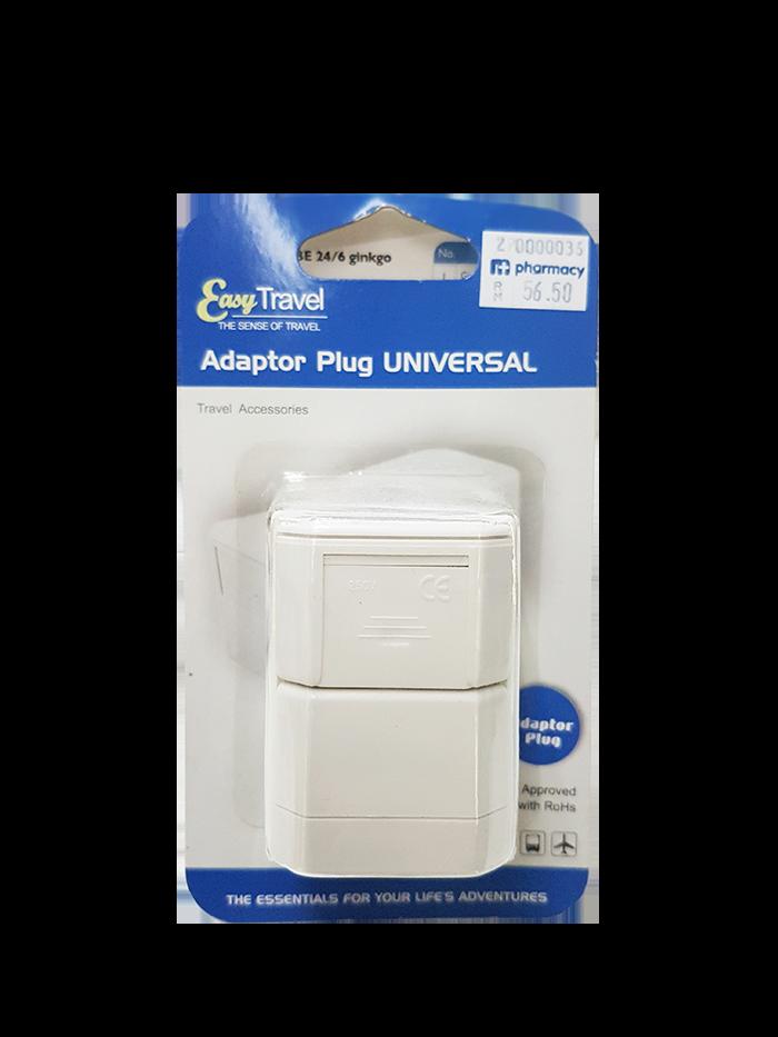 [MPLUS] Easy Travel Adaptor Plug Universal