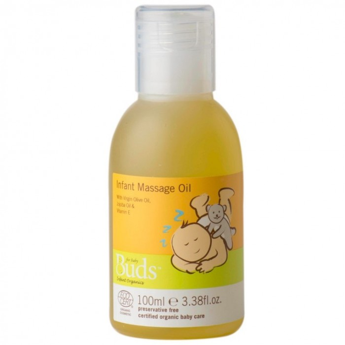 [MPLUS] Buds Beo Infant Massage Oil 100Ml