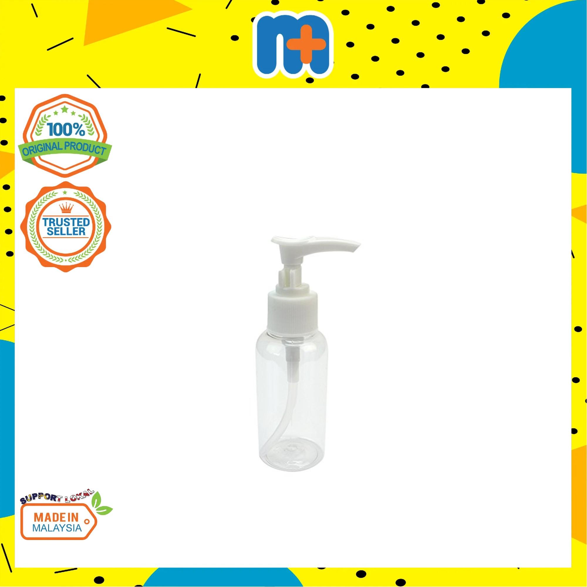 [MPLUS] SHALON Press Top Bottle (Pet) 50ml EB-711A