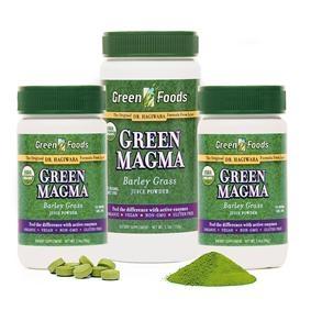 [MPLUS] Gf Green Magma Tp 2X150G
