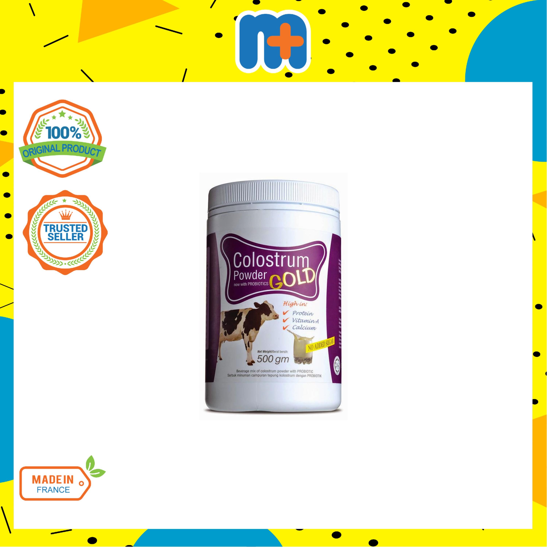 [MPLUS] COLOSTRUM Powder Gold 500g