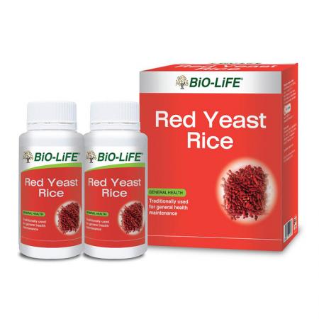 [MPLUS] Bio-Life Red Yeast Rice 30Sx2