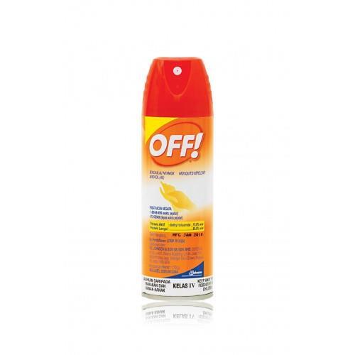 [MPLUS] OFF! Insect Repellent Aerosol Spray 170g