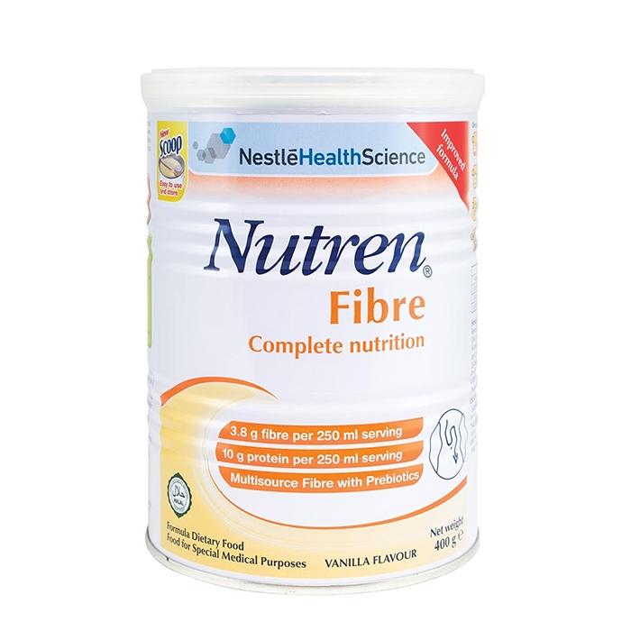 [MPLUS] Nestle Nutren Fibre Vanilla 400G