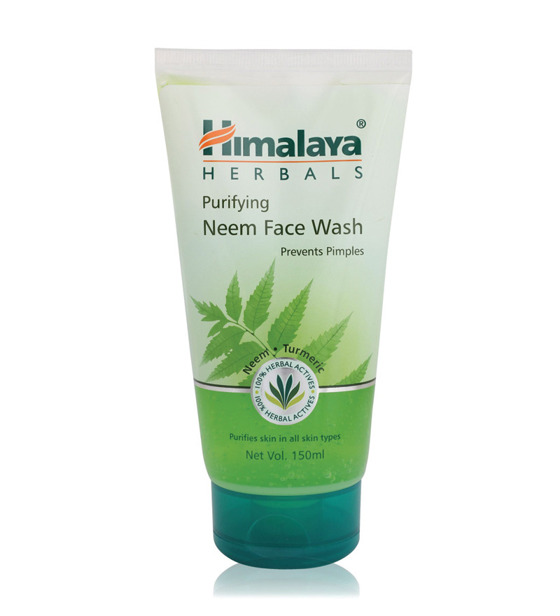 [MPLUS] Himalaya Purifying Neem Face Wash 150Ml