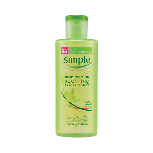 [MPLUS] Simple Soothing Facial Toner 200Ml
