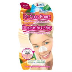 [MPLUS] Mj De-Clog Nose Pore Strips 3S