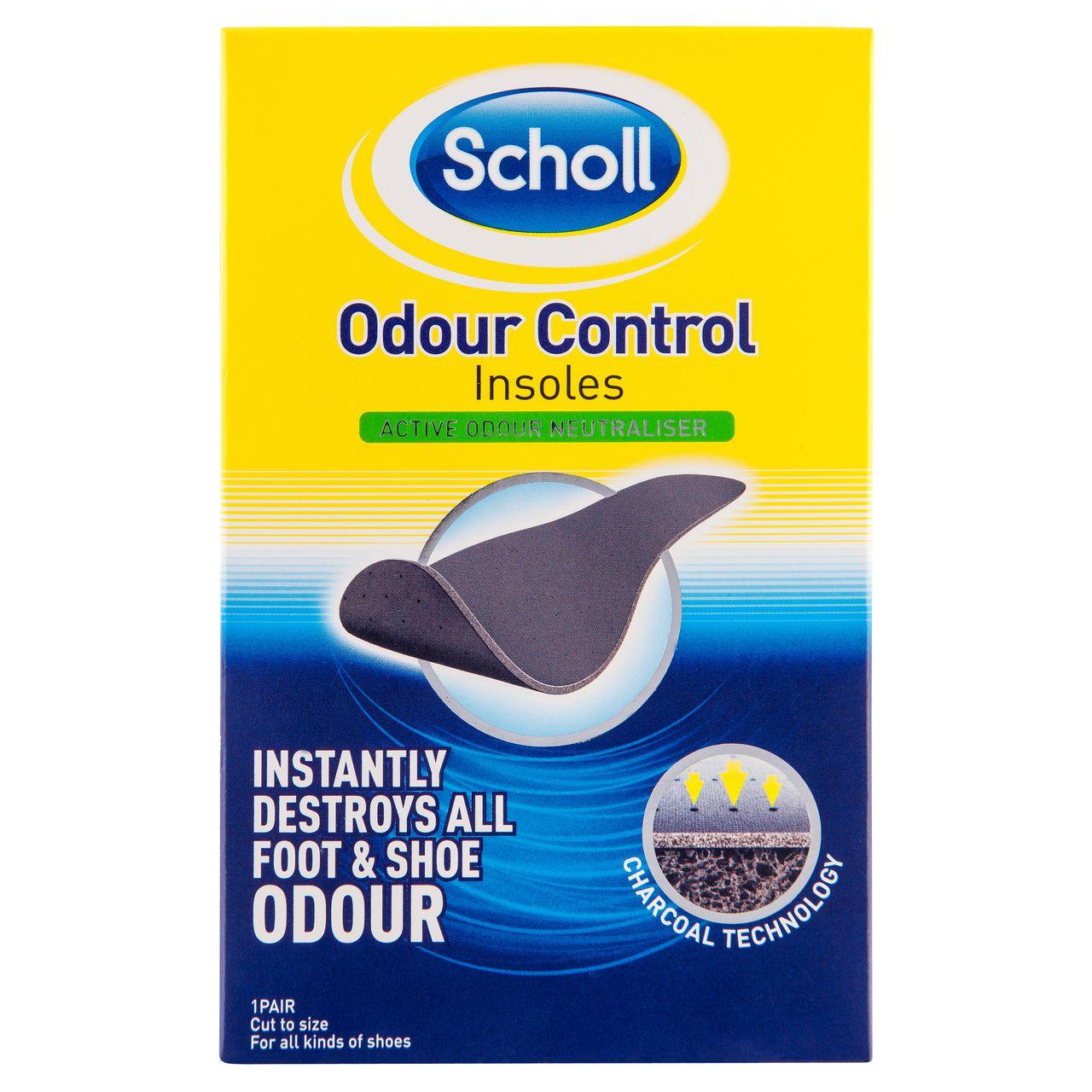 [MPLUS] SCHOLL Odour Control Insoles