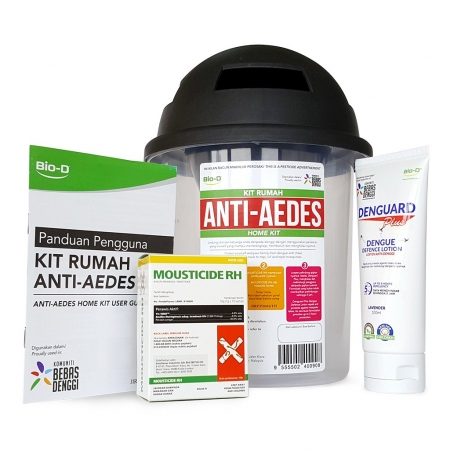 [MPLUS] Bio-D Anti-Aedes Home Kit