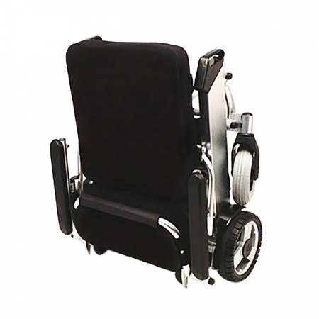 [MPLUS] Mplus Sqpc-7A Lightweight Aluminium Folding Power Wheelchair (Without Bag)