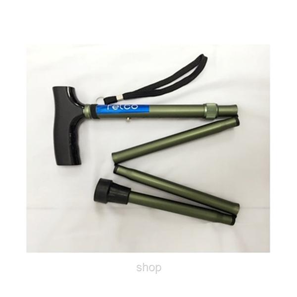 [MPLUS] Felco Fm835L-Cn Adj & Fold Walking Stick