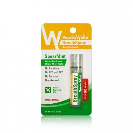 [MPLUS] Pw Breathspray Spearmint 8.5Ml