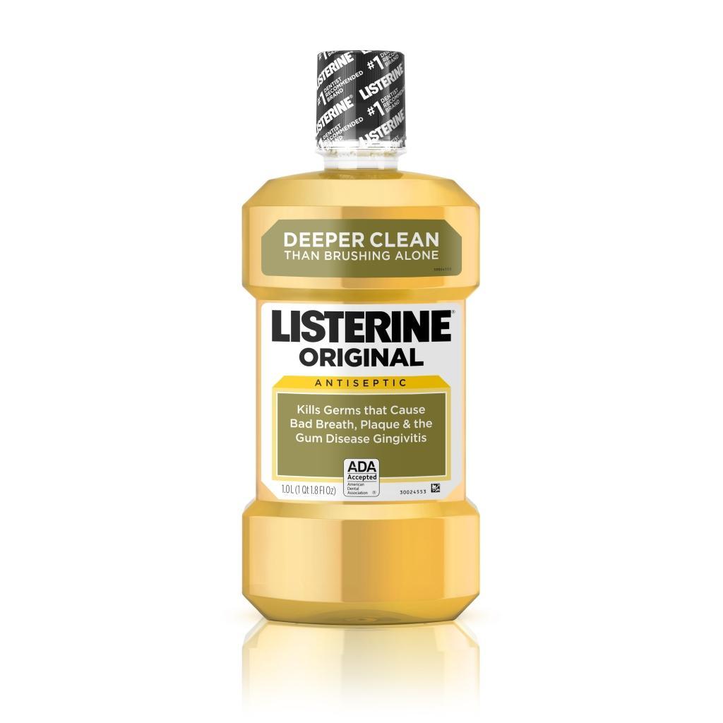 [MPLUS] Listerine Original 250Mlx2 Tp