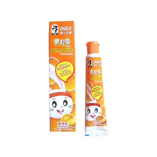 [MPLUS] Darlie Toothpaste Kids 40G - Orange
