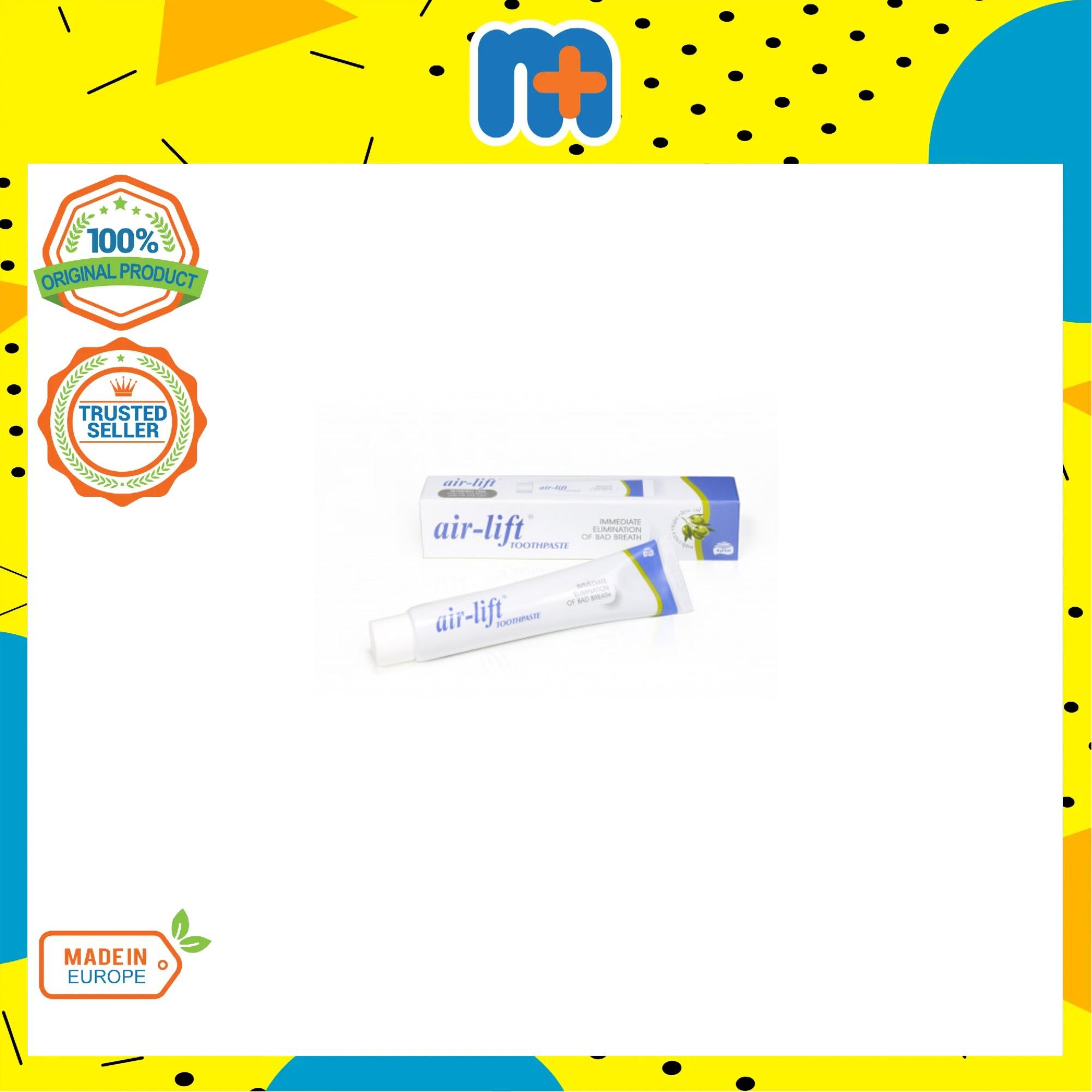 [MPLUS] AIR-LIFT Toothpaste 50ml