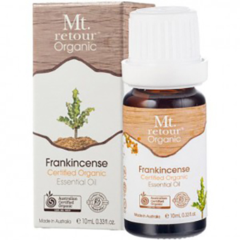 [MPLUS] Mt Retour Certified Organic Frankincense Essential Oil 10Ml
