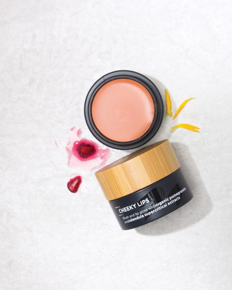 [MPLUS] The Organic Skin Co Cheeky Lips - Desert Storm