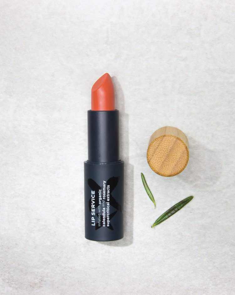 [MPLUS] The Organic Skin Co Lipstick - Coral