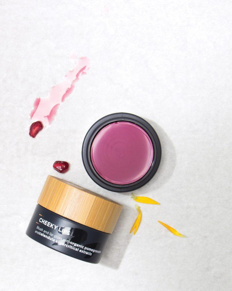 [MPLUS] The Organic Skin Co Cheeky Lips - Velvet