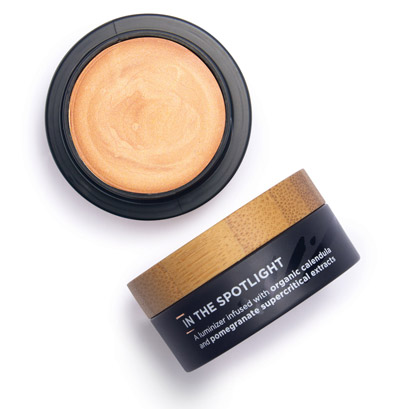 [MPLUS] The Organic Skin Co Luminizer - Rose Gold