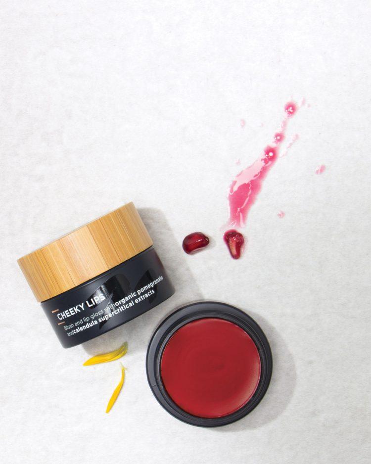 [MPLUS] The Organic Skin Co Cheeky Lips - Lush