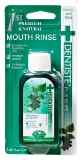 [MPLUS] Dentiste Oral Rinse 50Ml