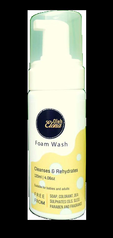 [MPLUS] OLEH ELONA Foam Wash 150ml