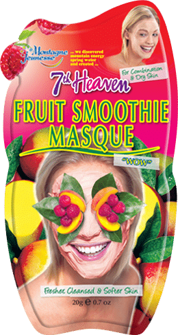 [MPLUS] Mj Fruit Smoothie Mask 20G