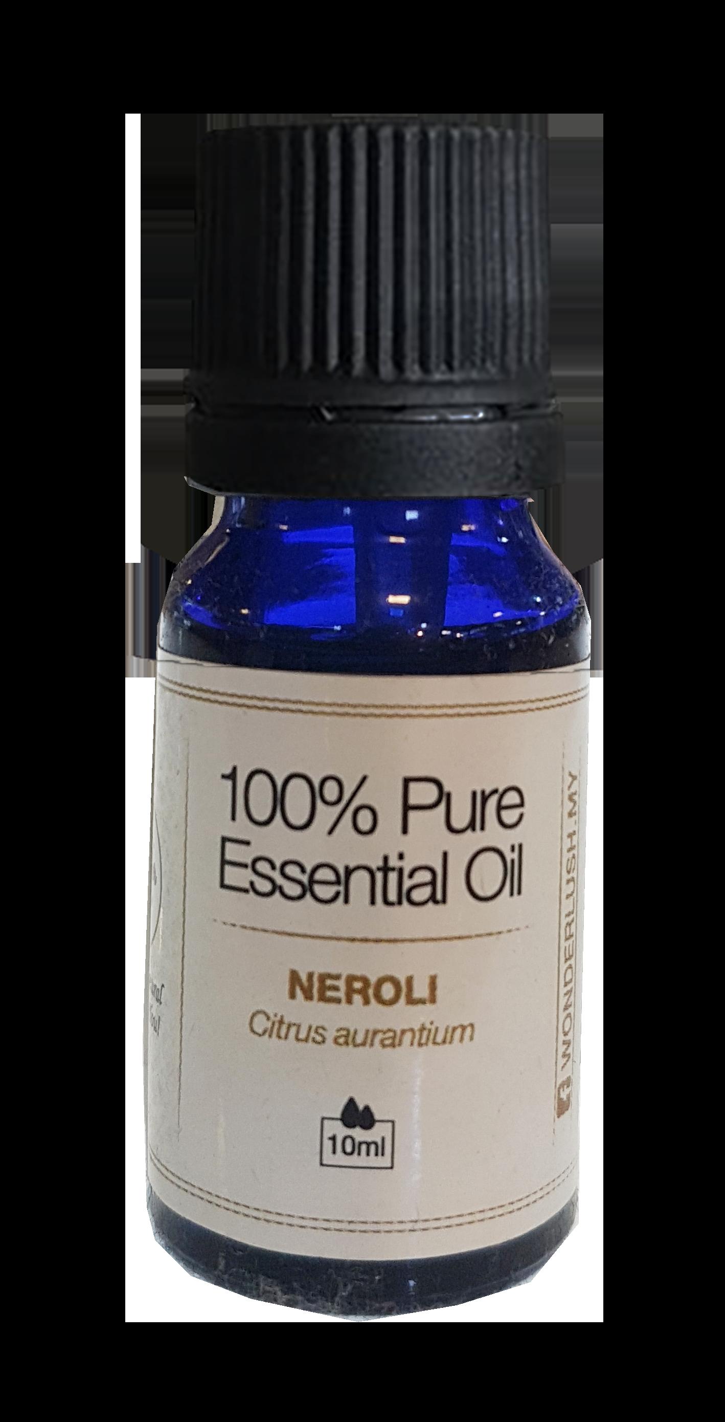 [MPLUS] Wonderlush Neroli Essential Oil 10Ml