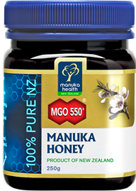 [MPLUS] MANUKA Health Honey MGO 550+ 250g