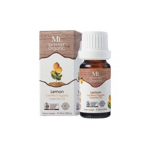 [MPLUS] Mt Retour Certified Organic Lemon Essential Oil 10Ml