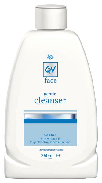 [MPLUS] Ego Qv Face Gentle Cleanser 250Ml