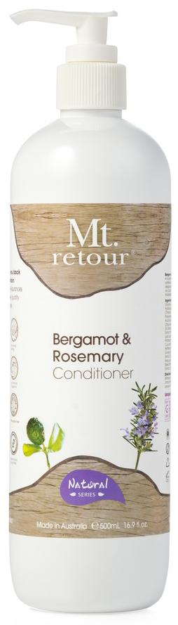 [MPLUS] MT RETOUR Bergamot & Rosemary Conditioner 500Ml For Dandruff And Dry Scalp
