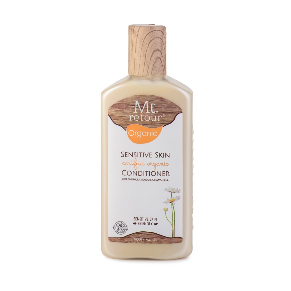 [MPLUS] Mt Retour Sensitive Skin Certified Organic Conditioner 270Ml