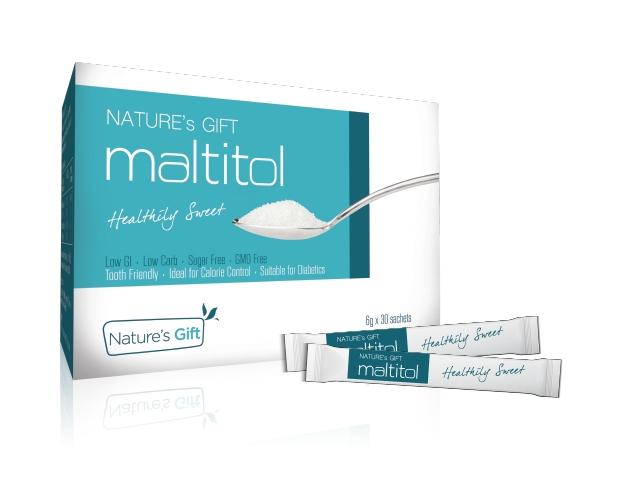 [MPLUS] Nature\'S Gift Maltitol 6Gx30S