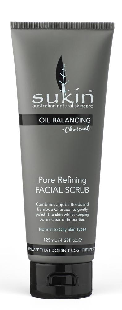 [MPLUS] Sukin Oil Balancing Facial Scrub 125Ml
