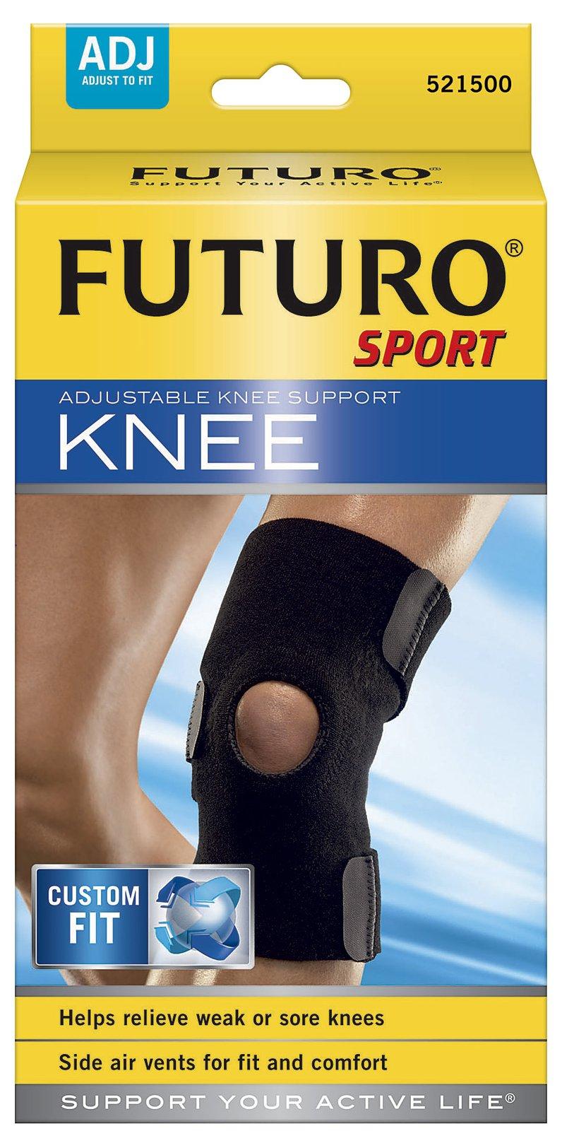 [MPLUS] FUTURO Sport Adjustable Knee Support